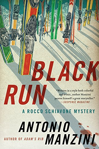 Black Run: A Novel (Rocco Schiavone Mystery)