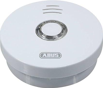 Abus Detector de Humo, Blanco, RWM120
