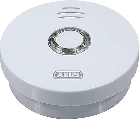 Abus Detector de Humo, Blanco, RWM120: Amazon.es: Bricolaje y herramientas