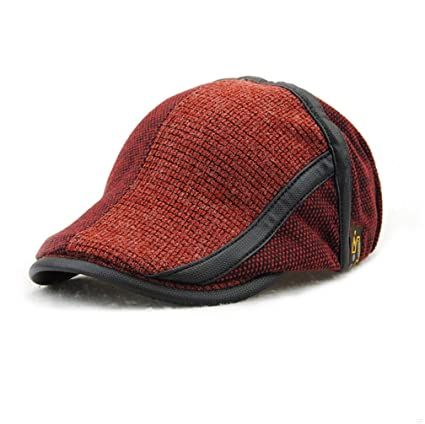 Gorras Modernas,Invierno Gorras Lisas Para Correr Gorras Bordadas Sombrero De Copa Deporte Vintage Sencilla