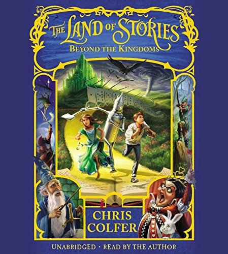 The Land of Stories: Beyond the Kingdoms by Little, Brown Young Readers