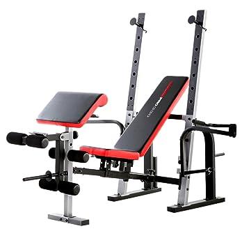 Weider Pro 330 Bench Amazon Co Uk Sports Outdoors