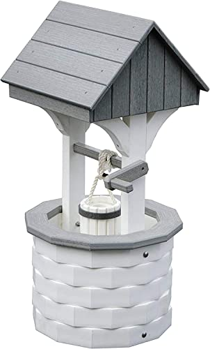 DutchCrafters Outdoor Poly Wishing Well
