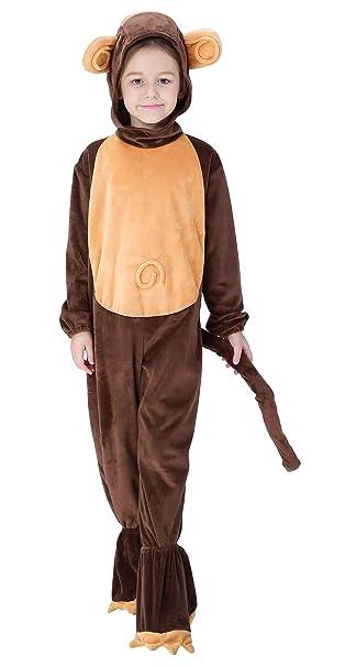 Aivtalk - Pijamas Infantil Niños Bebés Traje de Disfraz Cosplay Onesie Halloween Navidad Carnaval - Mono