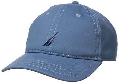 Nautica H81000, Gorra de béisbol para Hombre, Azul (Tide Blue) One Size (Tamaño del Fabricante:OSZ): Amazon.es: Ropa y accesorios