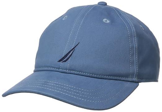 Nautica H81000, Gorra de béisbol para Hombre, Azul (Tide Blue) One Size