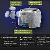 FLX·HR Men Underwear Comfortable Boxer Briefs