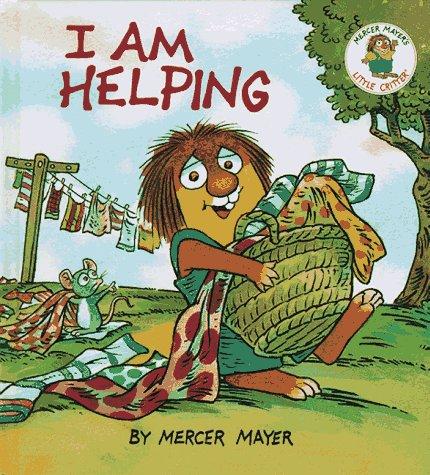 I Am Helping Little Critter Toddler Books Mercer Mayer