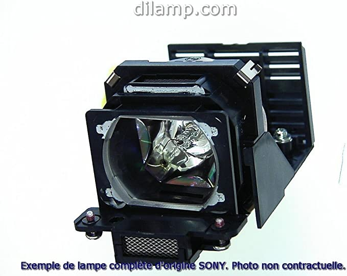 Replacement Lamp Assembly with Genuine Original OEM Bulb Inside for Sony VPL-FH300L Projector Power by Ushio