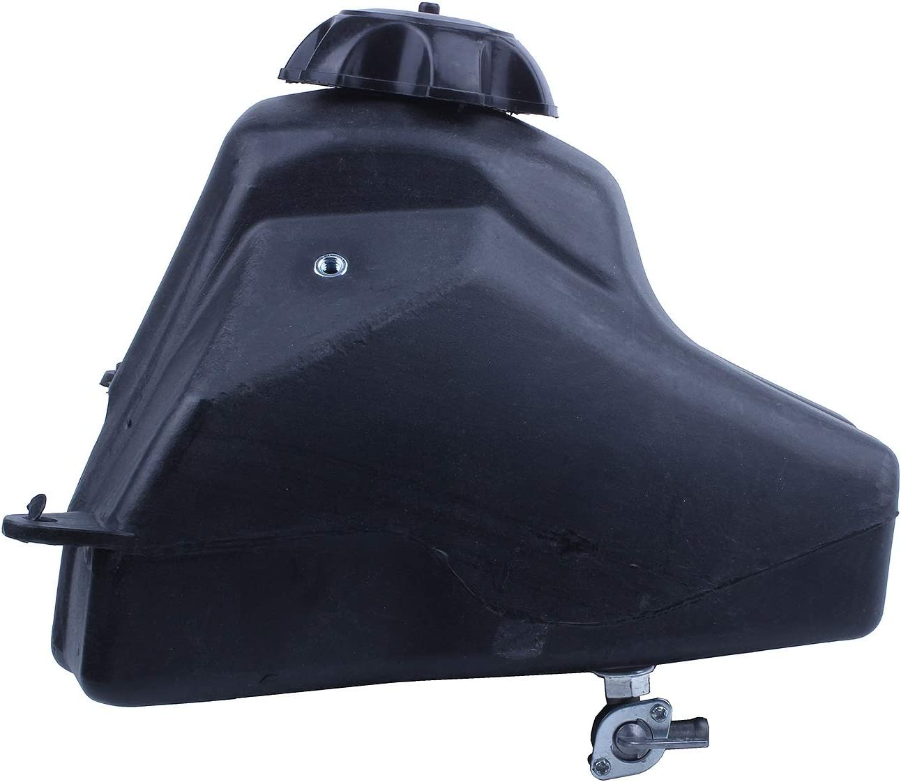 Tuneway Tapa para dep/ósito de combustible para motocicleta CRF50 XR50 50//70//110//125 CC