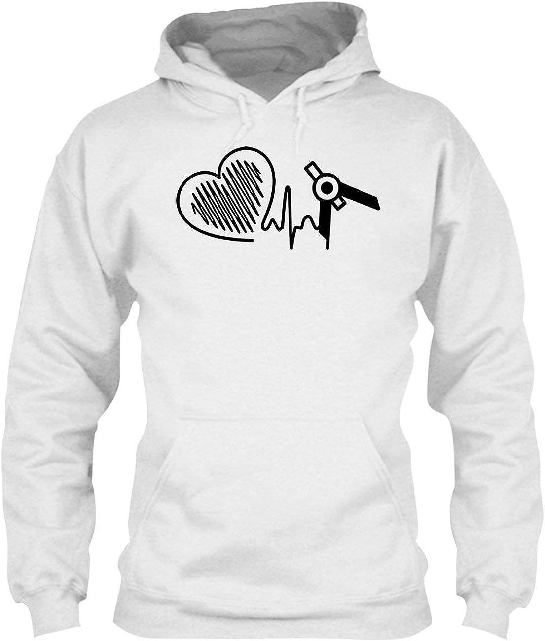 Sweatshirt Hoodie Bookbinder Voice Tee Shirt