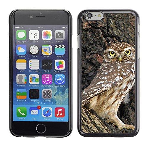 """Premio Sottile Slim Cassa Custodia Case Cover Shell // F00018826 owl Disturbed // Apple iPhone 6 6S 6G 4.7"""""""