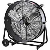 Utilitech Pro 24-in 2-Speed High Velocity Fan