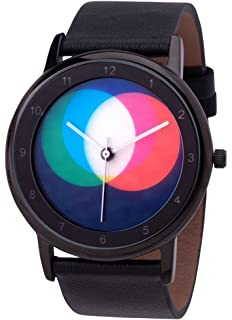 Rainbow e-motion of color - Avantgardia RGB - Reloj de pulsera, unisex,