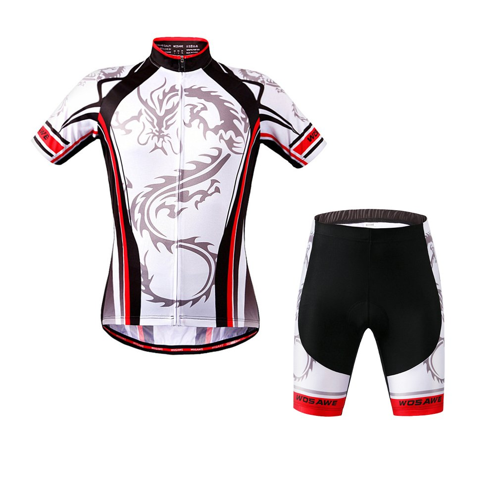 Women Cycling Jerseys Shirts Bicycle Team Cycling Clothing Short Sleeves Suit