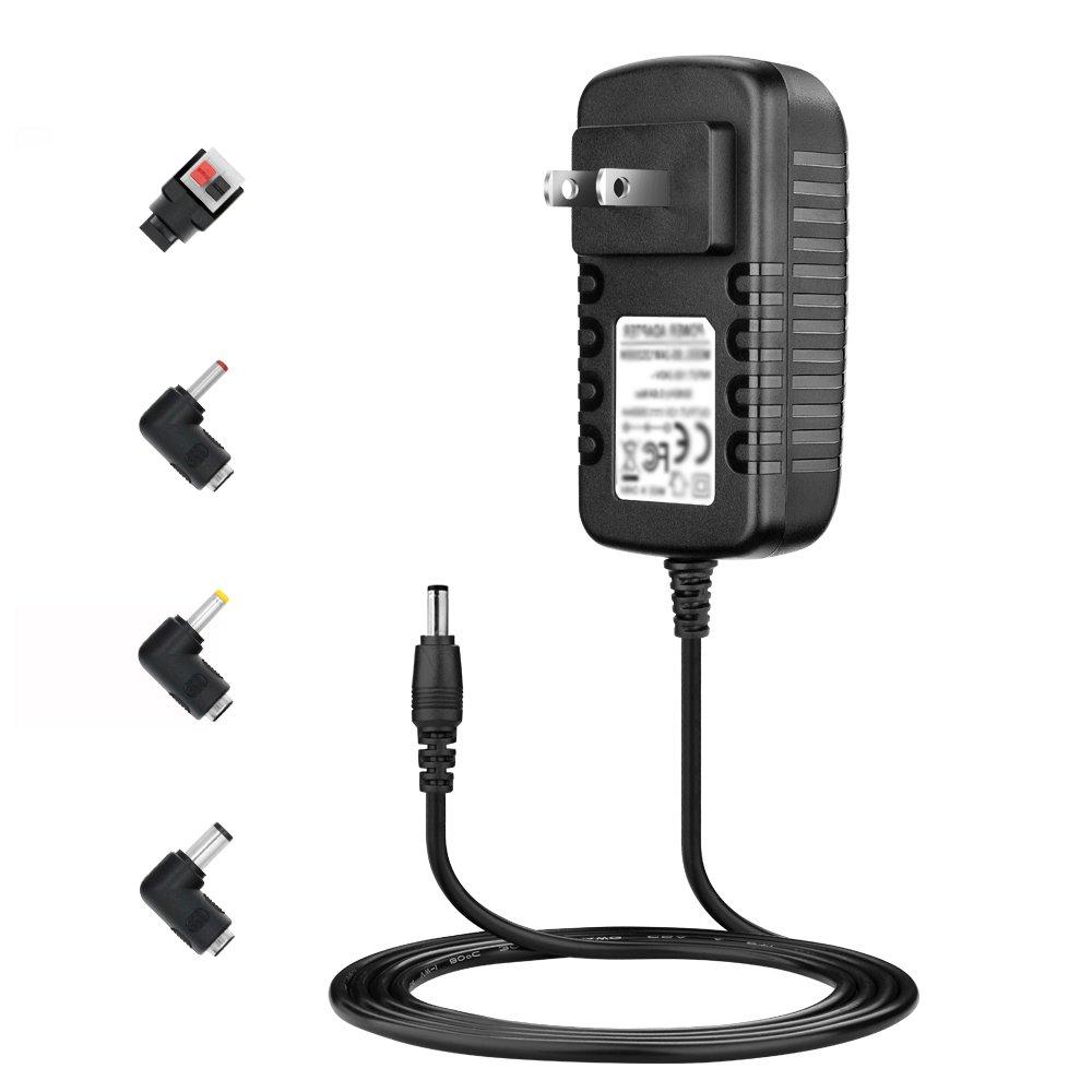 IBERLS Replacement Switching Power Supply 12V AC to DC Adapter for Seagate External Hard Drive SRD00F2, Backup Plus SRD0SD0, Central, FreeAgent GoFlex, FreeAgent Pushbutton GoFlex Desk Dockstar