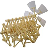 CTK Wind Powered DIY Walking Walker Mini Strandbeest Assembly Model Kids Robot Toy