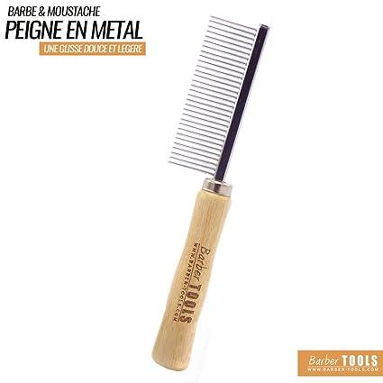 BARBER TOOLS ✮ Peine para barba y bigote de gran calidad antiestática