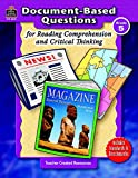 Document-Based Questions for Reading Comprehension and Critical Thinking by Debra Housel (2007-02-12)