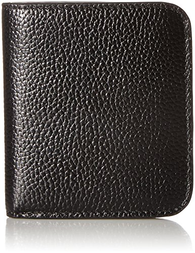YALUXE Womens Blocking Compact Leather