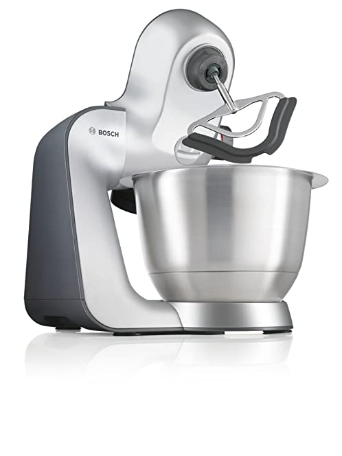 Bosch MUM59340GB Kitchen Machine, 1000 W, 3.9 L - Silver ...