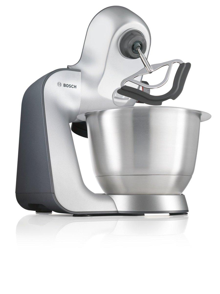 Bosch MUM59340GB Kitchen Machine, 1000 W, 3.9 L - Silver/Anthracite