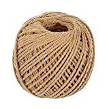Colorful Cotton Rope – 3MM Diameter 100M Length Rope – Great for DIY Crafting – Make Handmade Macramé –Soft to The Touch and Super Versatile