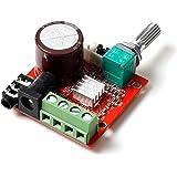 Mini Hi-Fi ミニ ハイファイ PAM8610 オーディオ ステレオ アンプ 2×10W デュアル チャネルD クラス モジュール