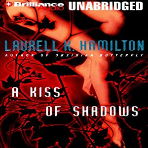A Kiss of Shadows Audiobook