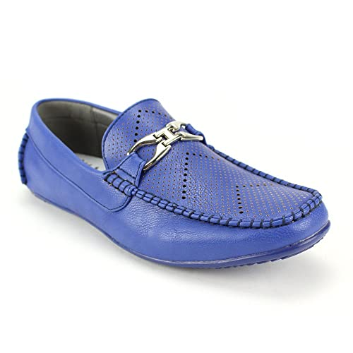 Ac Casuals 6747 Men s Casual Loafer Slip-on Driving Moccasin Perfs  Perforations Summer Comfort Antonio 756d761f703