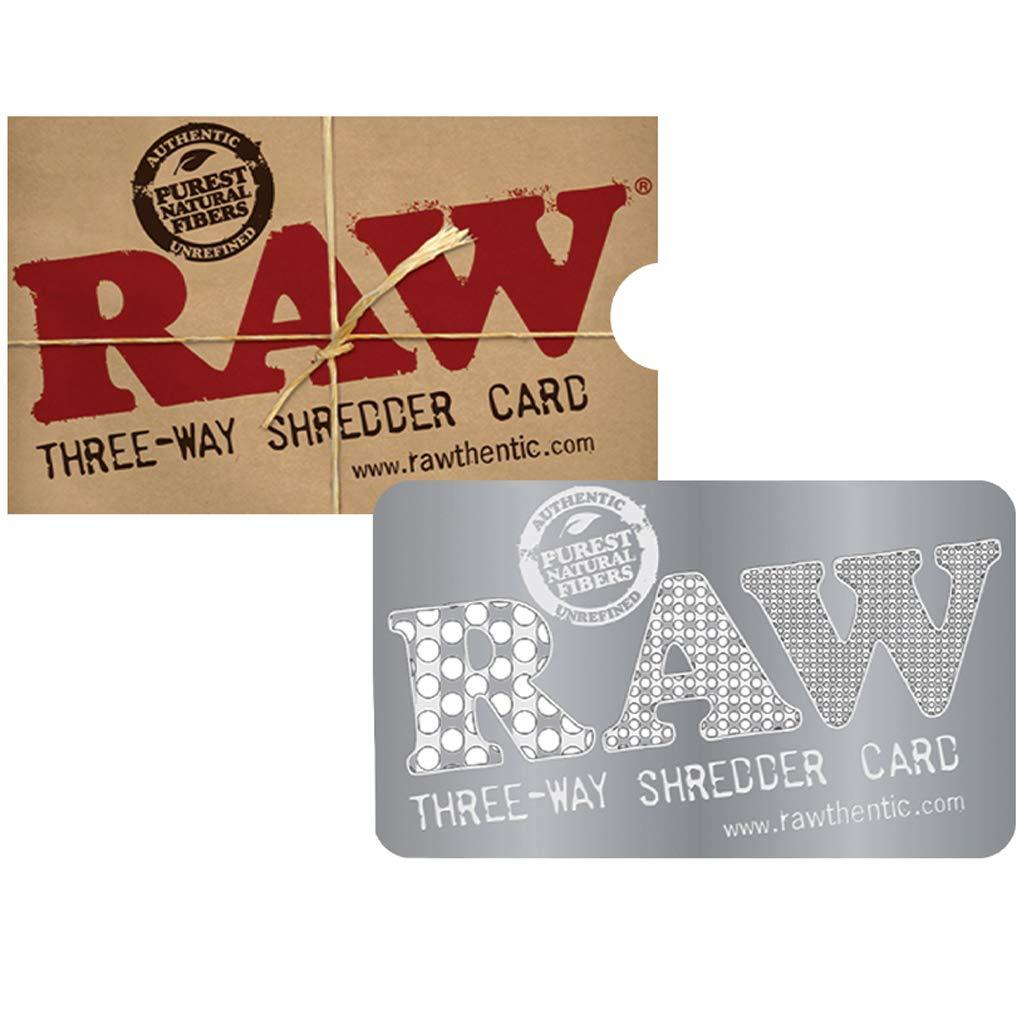 Raw Threads, Raw Grinder Card