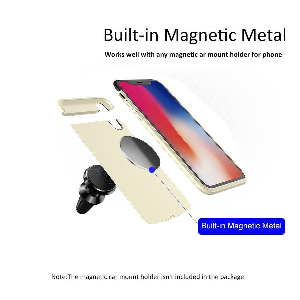 Amazon.com: iPhone X carcasa de batería, innovador ...