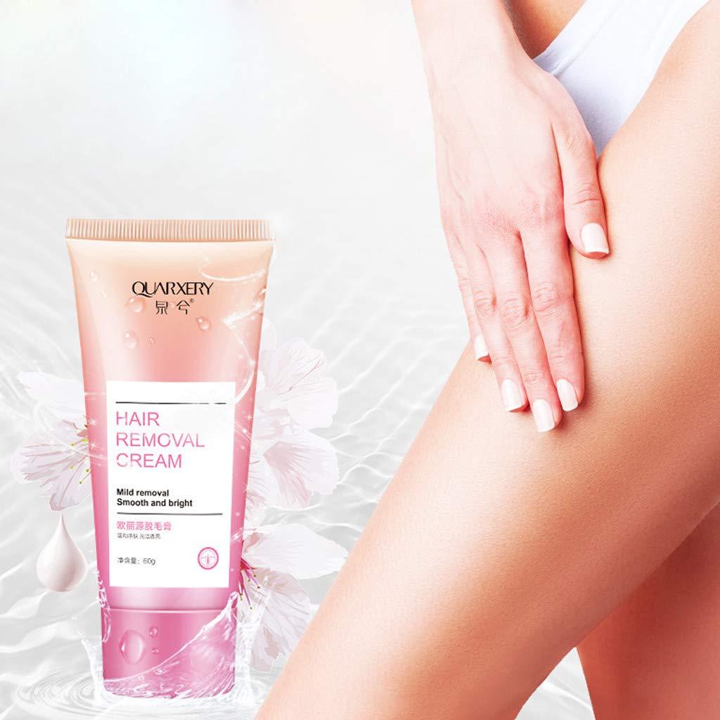 CapsA Hair Removal Cream for Women Men Painless Hair Removal Spray Body Cream