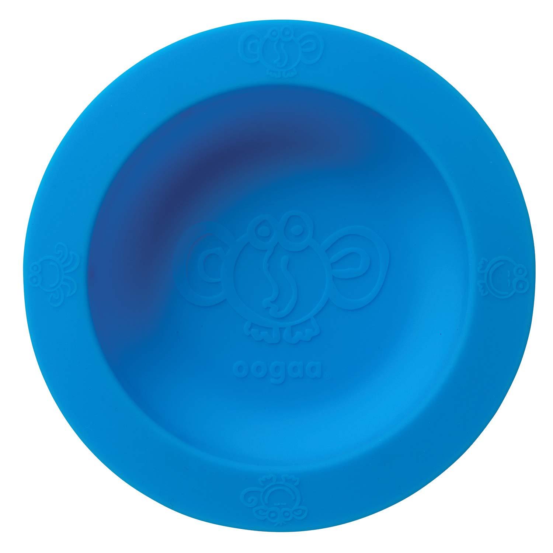 【爆売り!】 oogaa Silicone Feeding Baby Feeding Bowl Silicone B00JWX0RMW - Silicone Blue by oogaa B00JWX0RMW, 綾歌郡:5a716c1c --- a0267596.xsph.ru
