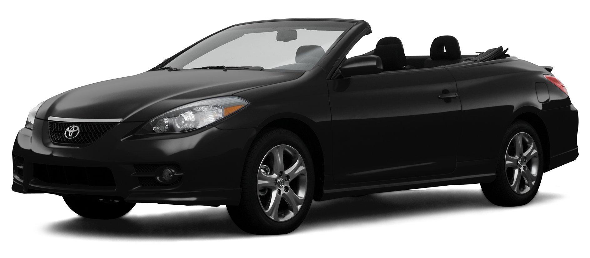 ... Spyder Automatic Transmission, 2008 Toyota Solara SE, 2-Door Convertible  V6 Automatic Transmission (Natl) ...