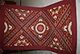 Wall Hanging Vintage Tapestry India Indian Patchwork Embroidered Ethnic102