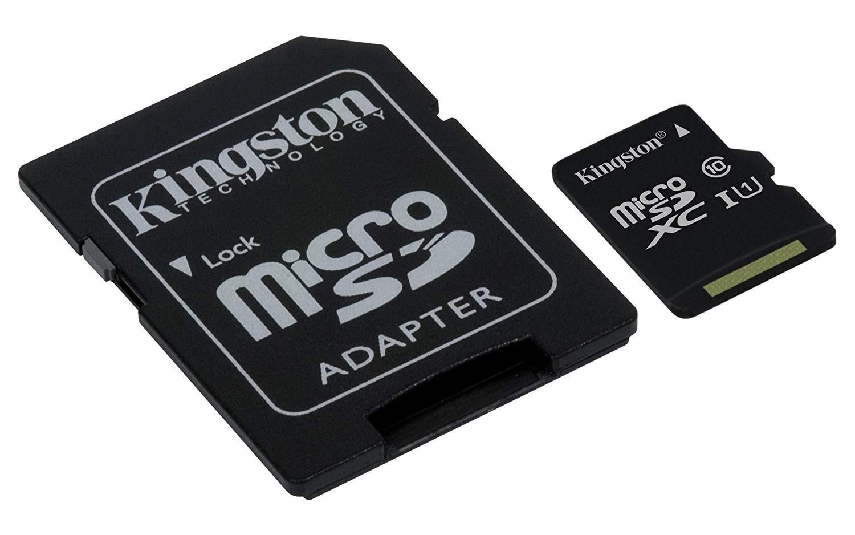 Kingston SDC10G2/256GB Micro Sd de 256 Gb (Con Adaptador ...