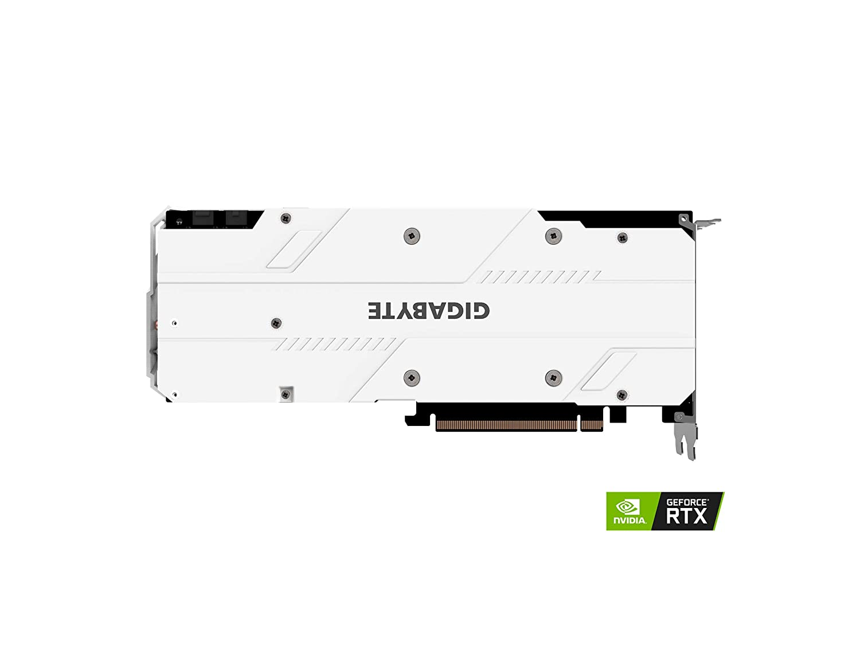 8GB 256-Bit GDDR6 3x WINDFORCE Fans GIGABYTE GeForce RTX 2070 GAMING OC WHITE 8G Graphics Card GV-N2070GAMINGOC WHITE-8GC Video Card