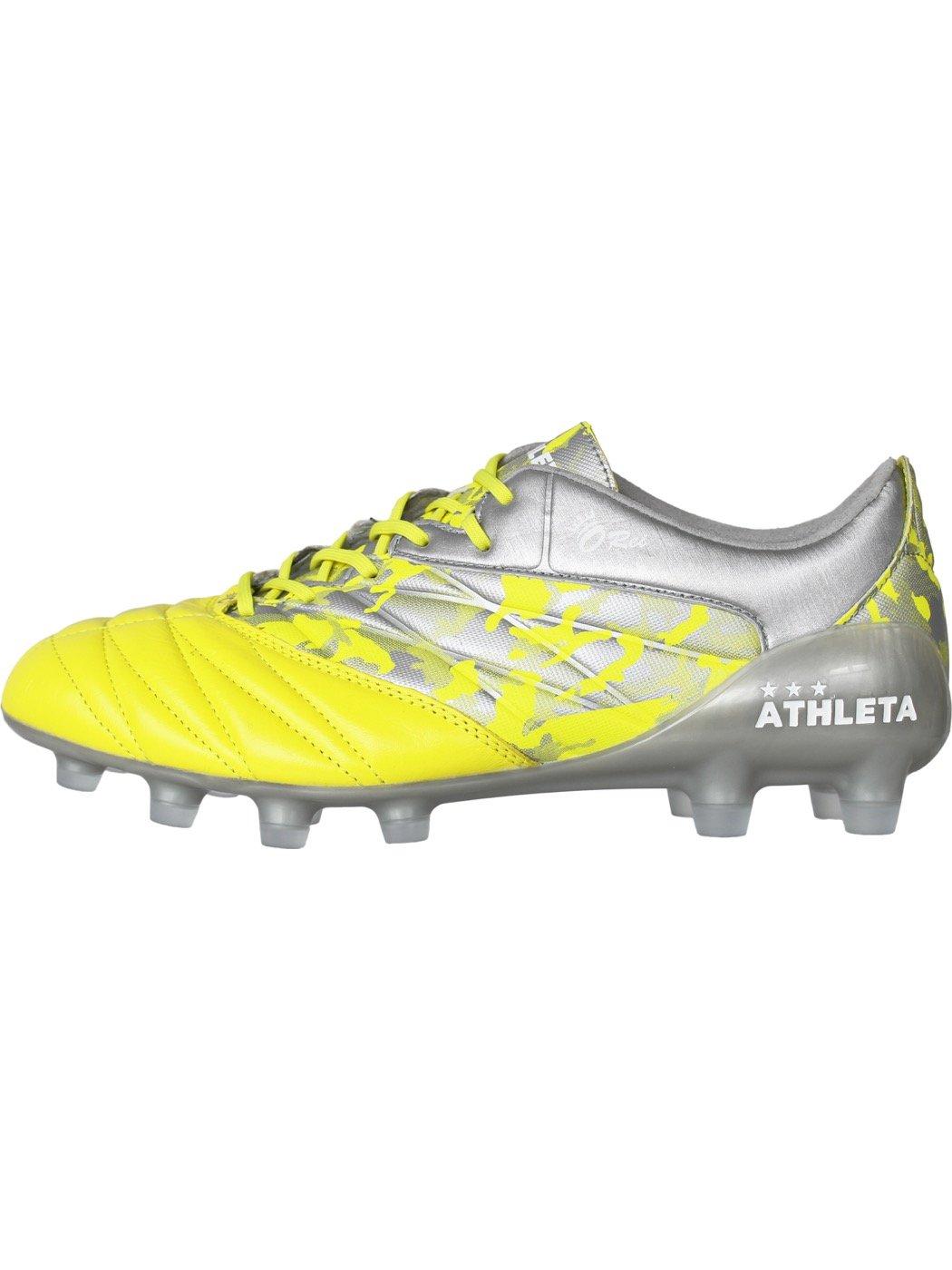 ATHLETA(アスレタ) O-Rei Futebol T002 10004-FYSI B075MBM8ZX 28.5 cm|Fイエロー/シルバー Fイエロー/シルバー 28.5 cm