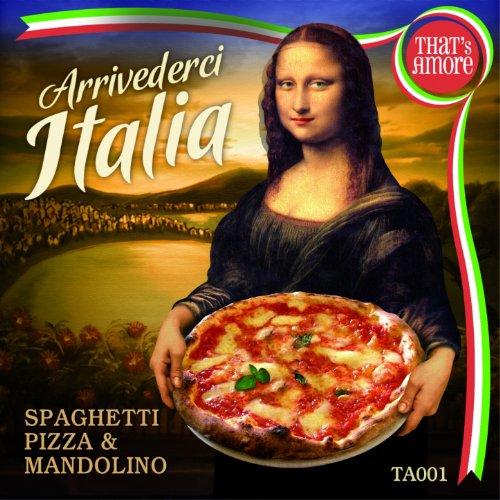 Tomato Mozzarella Pizza - Tomato Mozzarella Salad