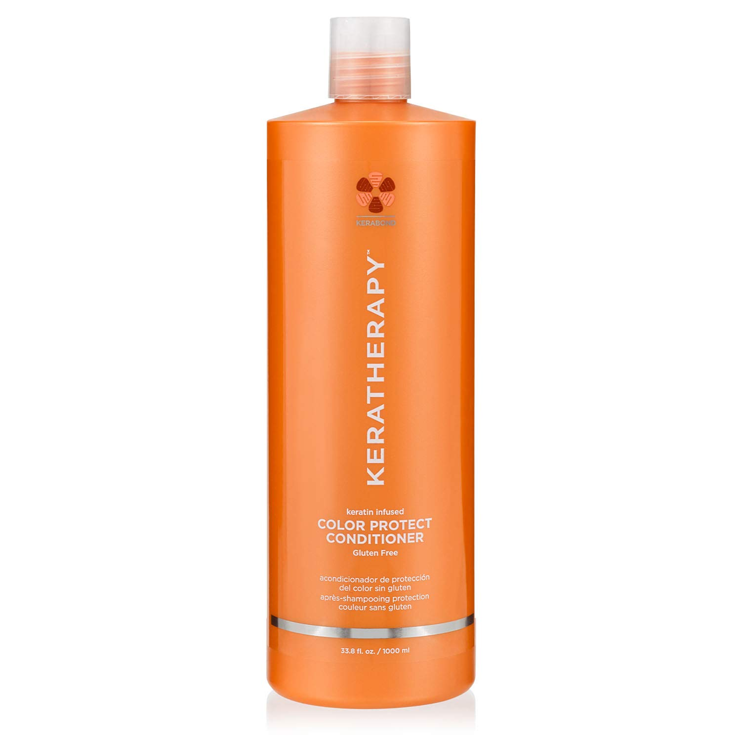 Keratherapy Keratin Infused Color Protect Conditioner, 33.8 fl. oz., 1000 mL