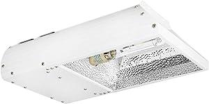 Sun System 906216 Flower Power Grow Light 315 Watt with 3100K Lamp, White