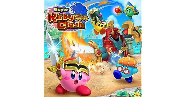 Super Kirby Clash Standard | Nintendo Switch - Código de ...