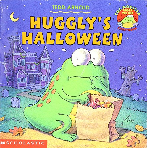 HUGGLY'S HALLOWEEN (The Monster Under The Bed -