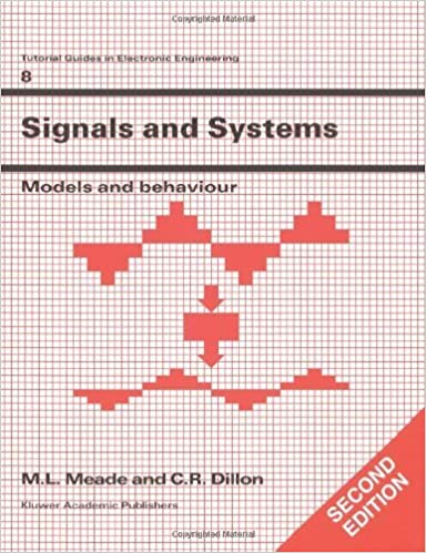 Book Signals and Systems (Powder Technology Series) by Meade, M.L., Dillon, C.R. (1991)