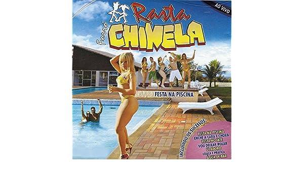 festa na piscina rasta chinela