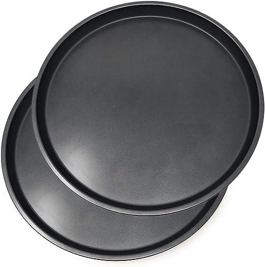 MGE - Molde para Pizza Alto - Acero al Carbono - Recubrimiento ...