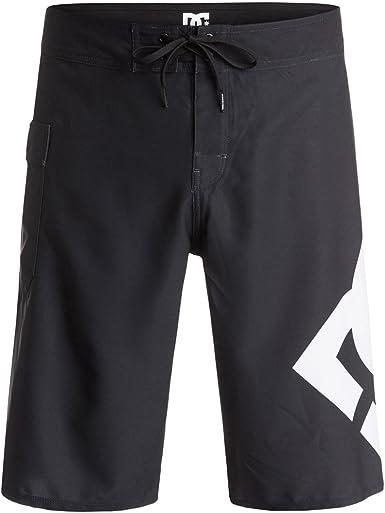 White Black New DC Lanai Essential Boardshorts