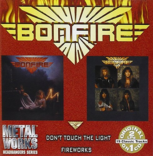 Dont Touch Light Fireworks BONFIRE product image
