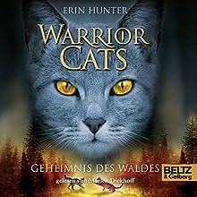 Das Geheimnis des Waldes (Warrior Cats 3) Hörbuch von Erin Hunter Gesprochen von: Marlen Diekhoff